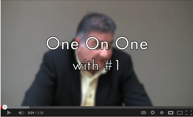 One on One with #1 video image
